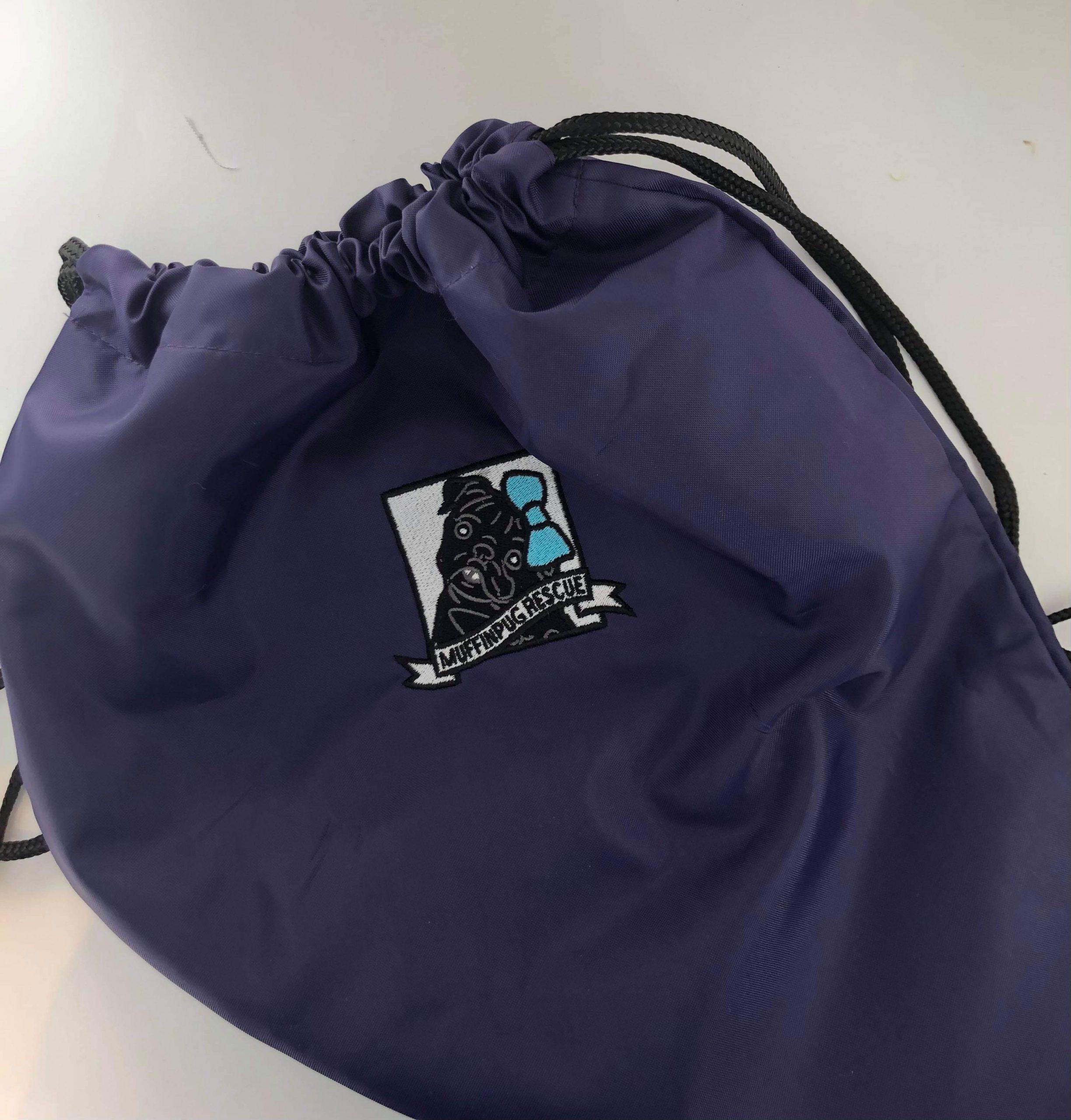 Purple Gym Sack